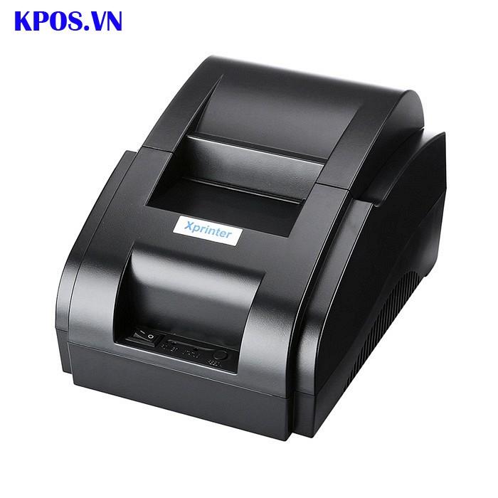 Download - Tải driver máy in hóa đơn Xprinter XP-58IIH ( USB )